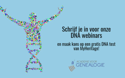 Win een DNA kit!
